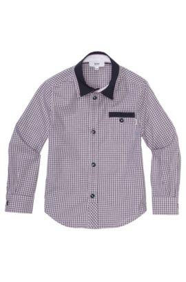Chemise pour enfant «J25727» en coton, Fantaisie