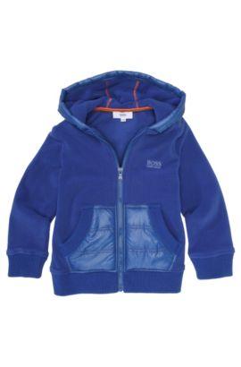 Kids-Kapuzen-Sweatshirt ´J25761`, Blau