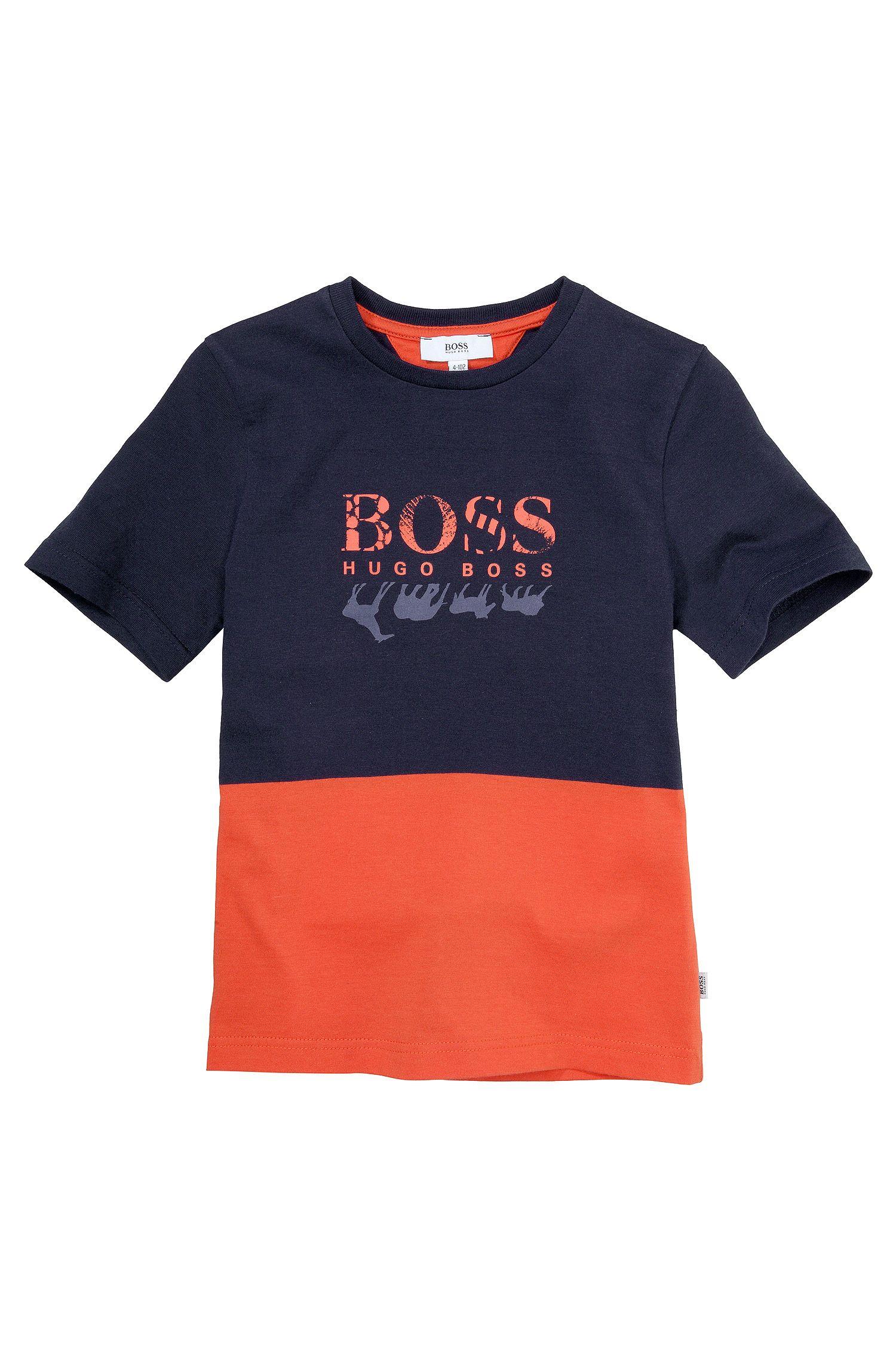 T-shirt pour enfant «J25785» en coton