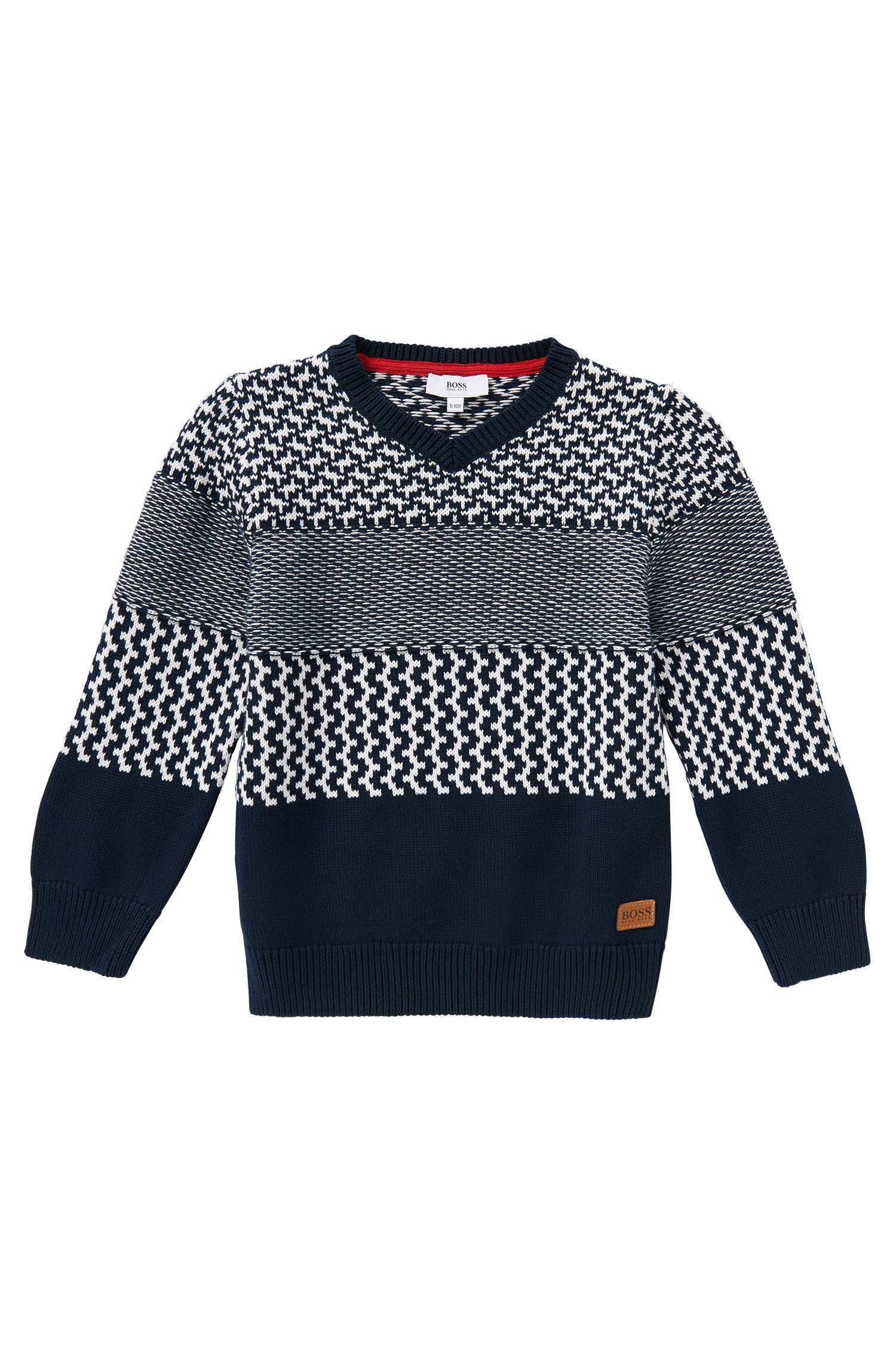Pullover aus Baumwolle: 'J25887'