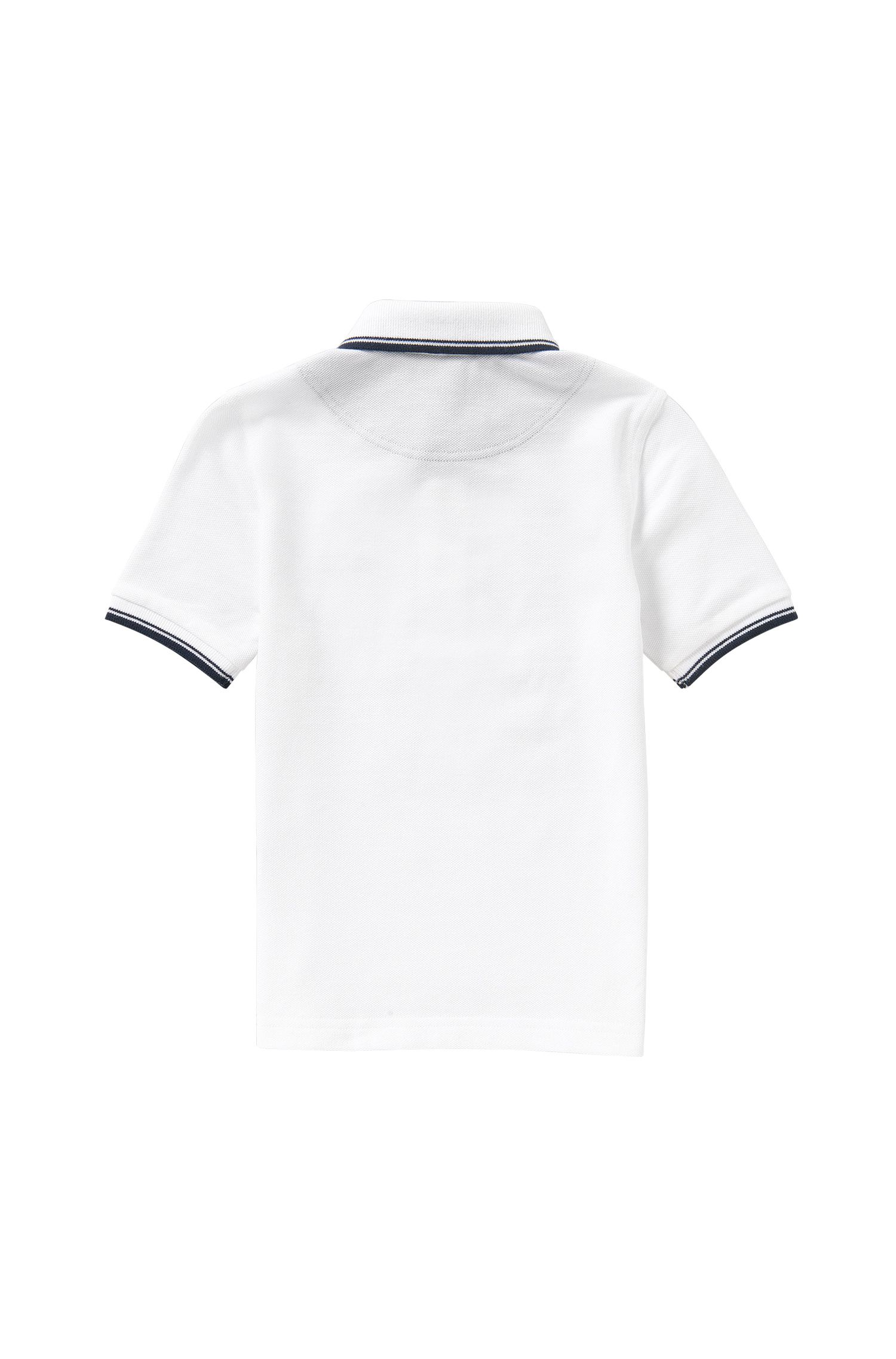 Polo pour enfant en coton: «J25910»