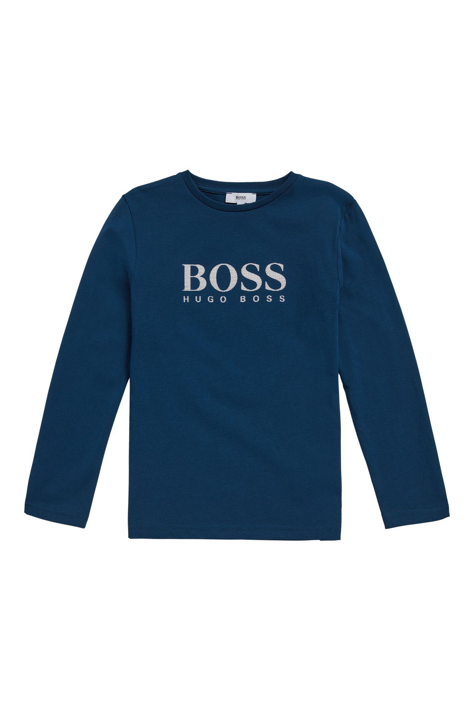 T-shirt Regular Fit pour enfant en jersey simple