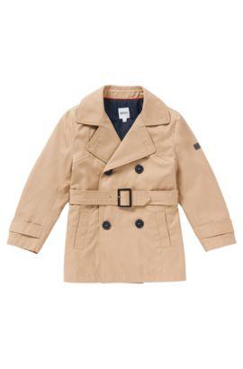 Jacke aus Baumwolle: 'J26248', Beige