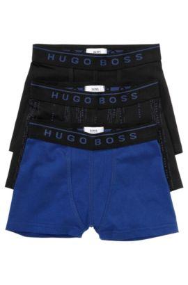 3er-Pack Kids-Boxershorts ´J27050` aus Baumwollkomposition, Gemustert