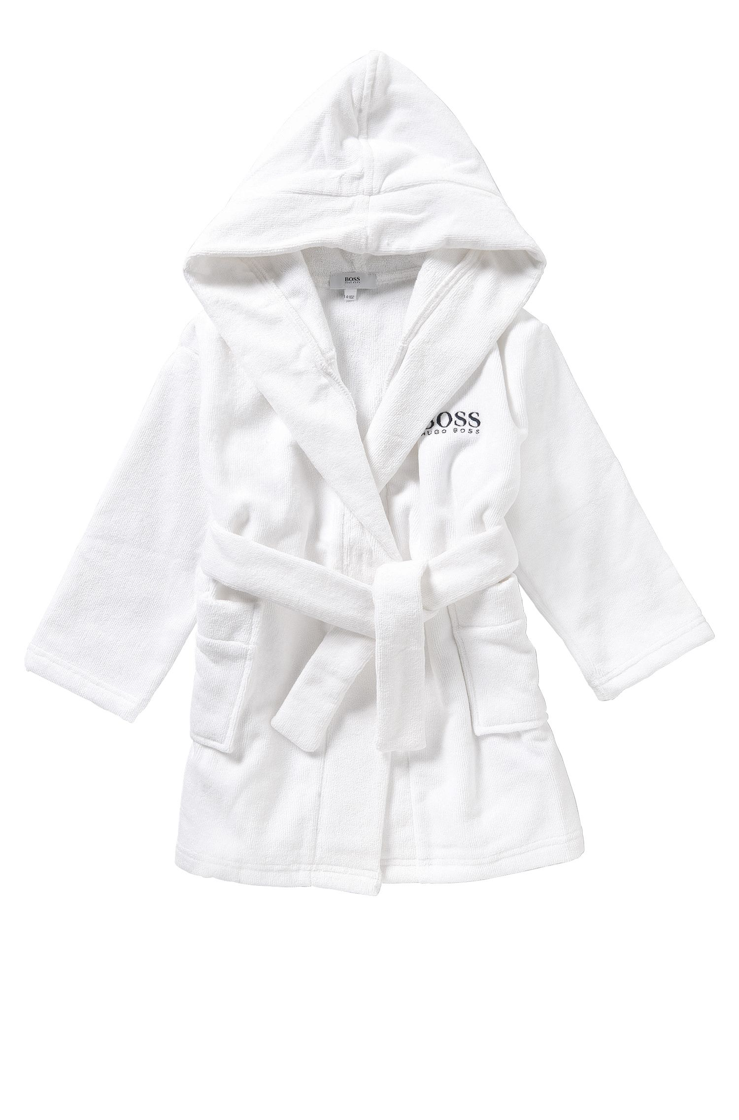 Kids' bathrobe in cotton: 'J27060'