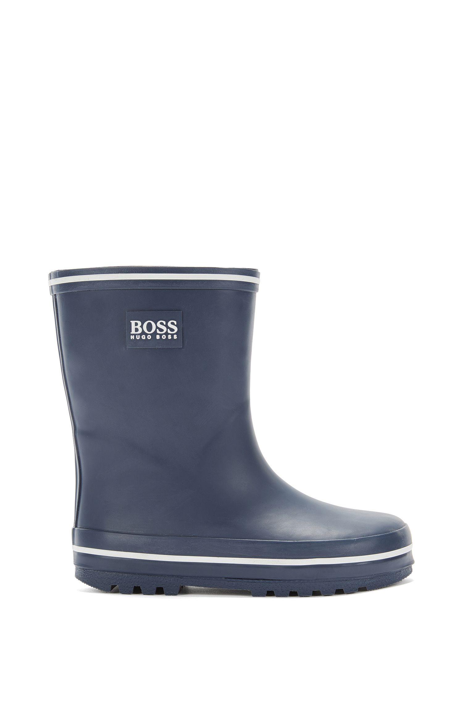 Kids' wellington boots in rubber