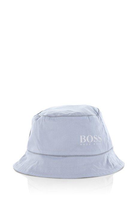 BOSS - Bob réversible pour enfant « J91046 » en coton 984802eaeff