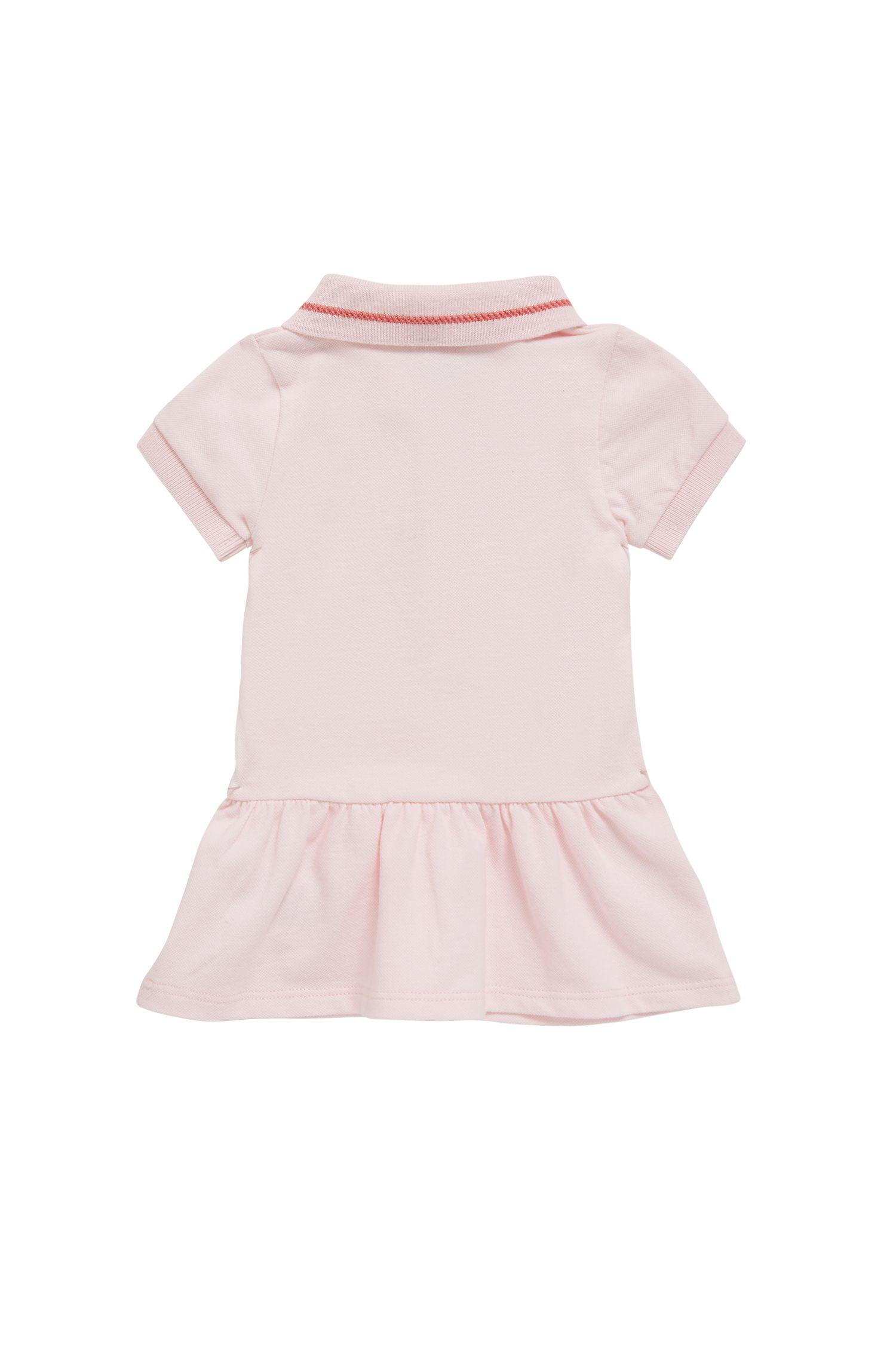 Hugo Boss - Robe de tennis pour bébé en piqué de coton stretch - 2