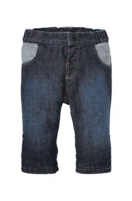 Jeans pour enfant «J94097» en coton, Fantaisie