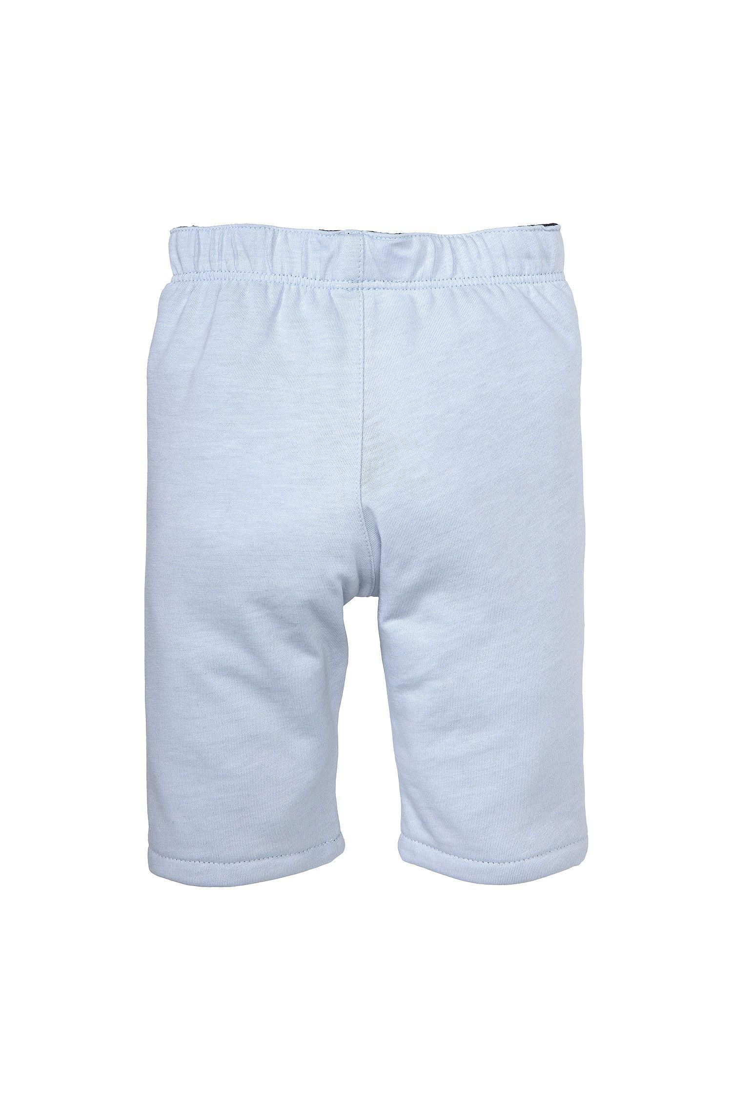 Pantalon réversible pour enfants «J94100» en coton