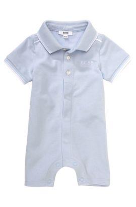 Body pour enfant «J94106» en coton mélangé, Bleu vif