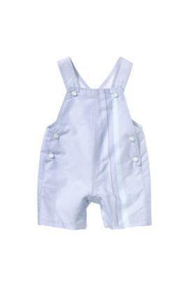 Salopette pour enfant «J94109» en coton, Violet clair