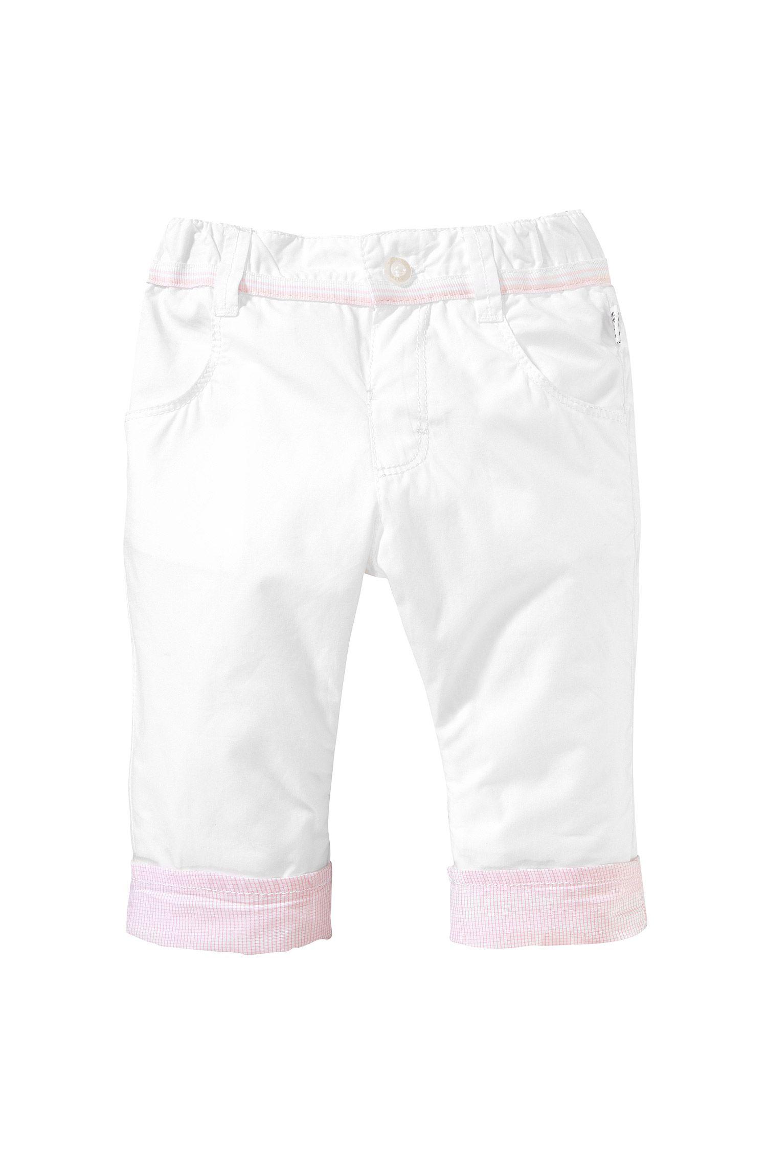 Baby-Hose ´J94114` aus Baumwolle