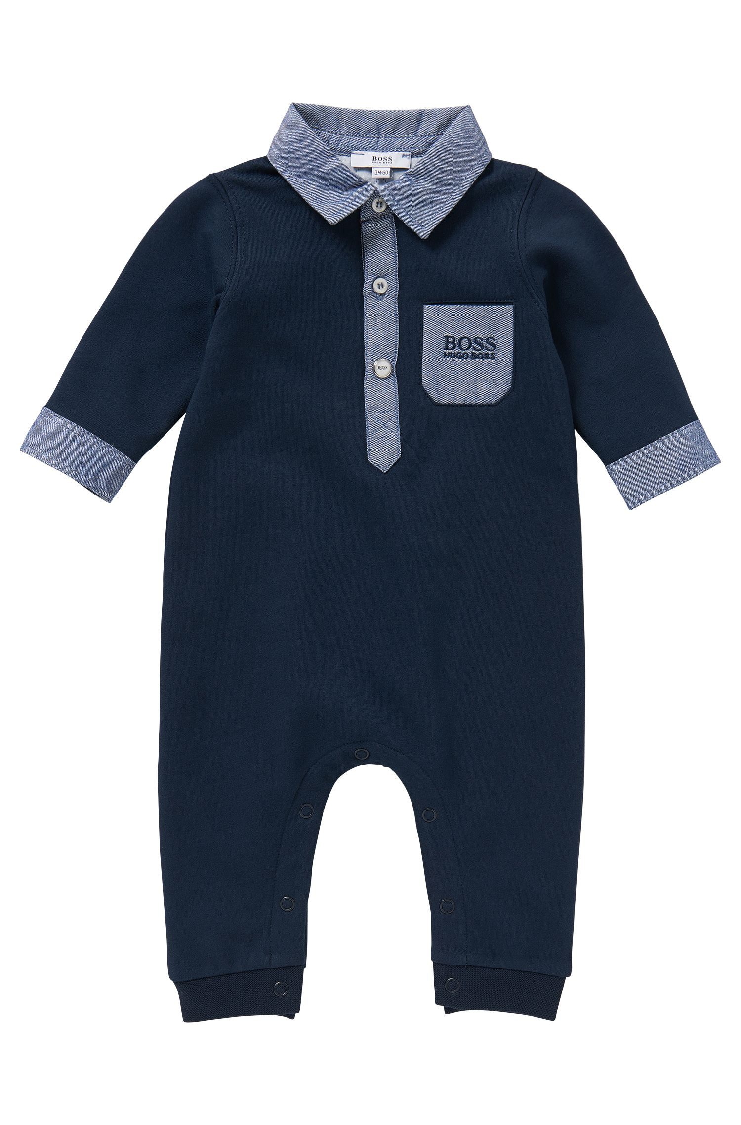 Overall aus Baumwolle: 'J94129'