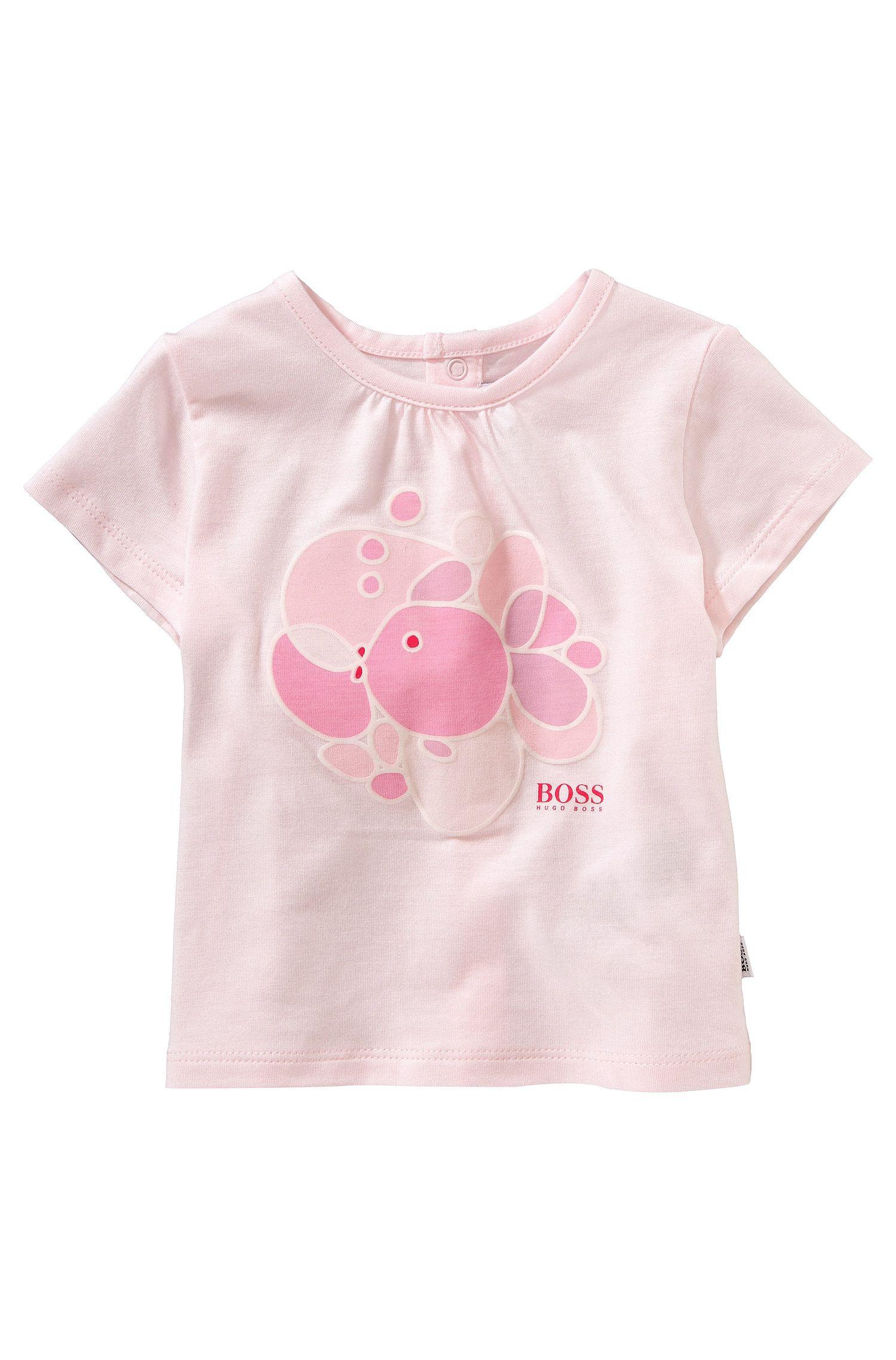 Baby-T-shirt 'J95152' van katoen