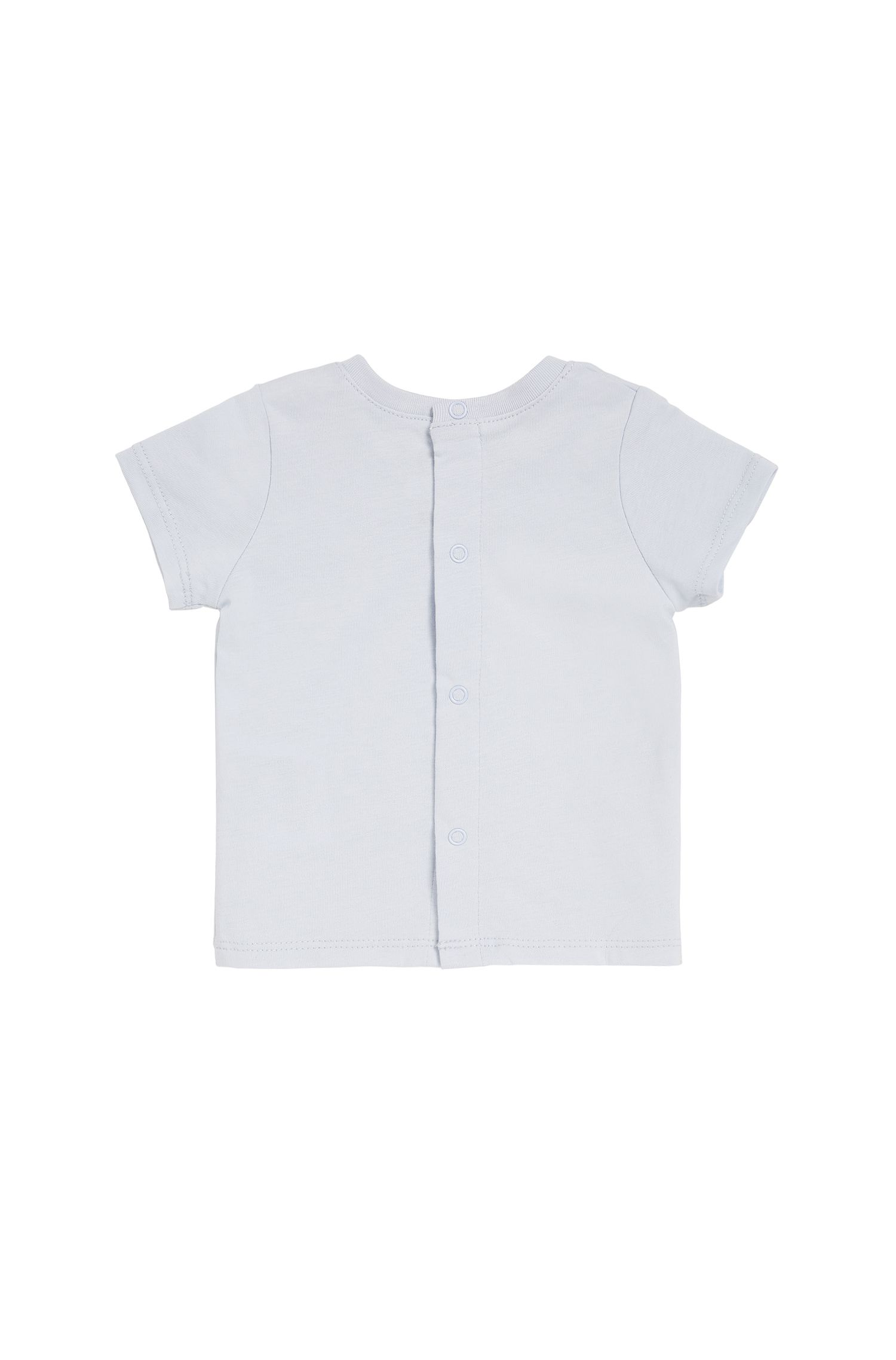 Regular-Fit Baby-Shirt aus Baumwolle