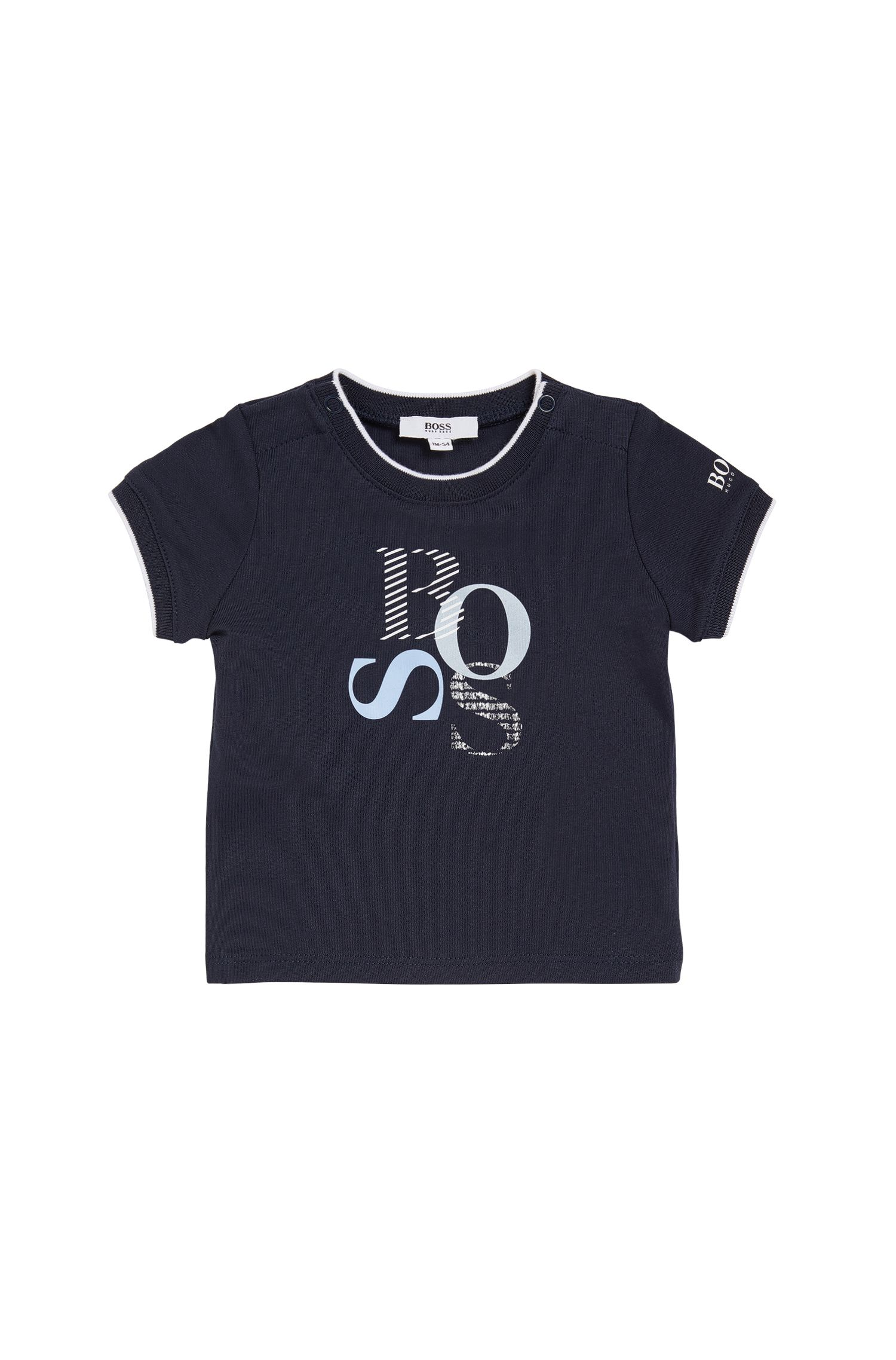 Baby regular-fit T-shirt in single jersey
