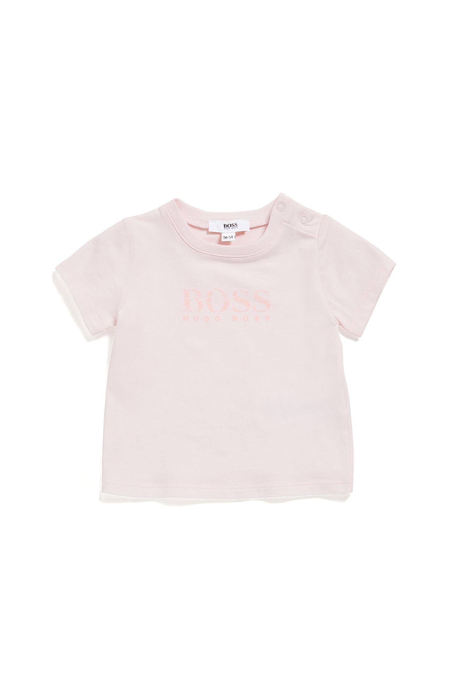 Regular-Fit Baby-Shirt aus Single-Jersey