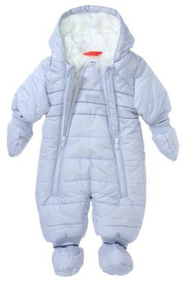 Combinaison de ski Kids «J96036», Bleu vif