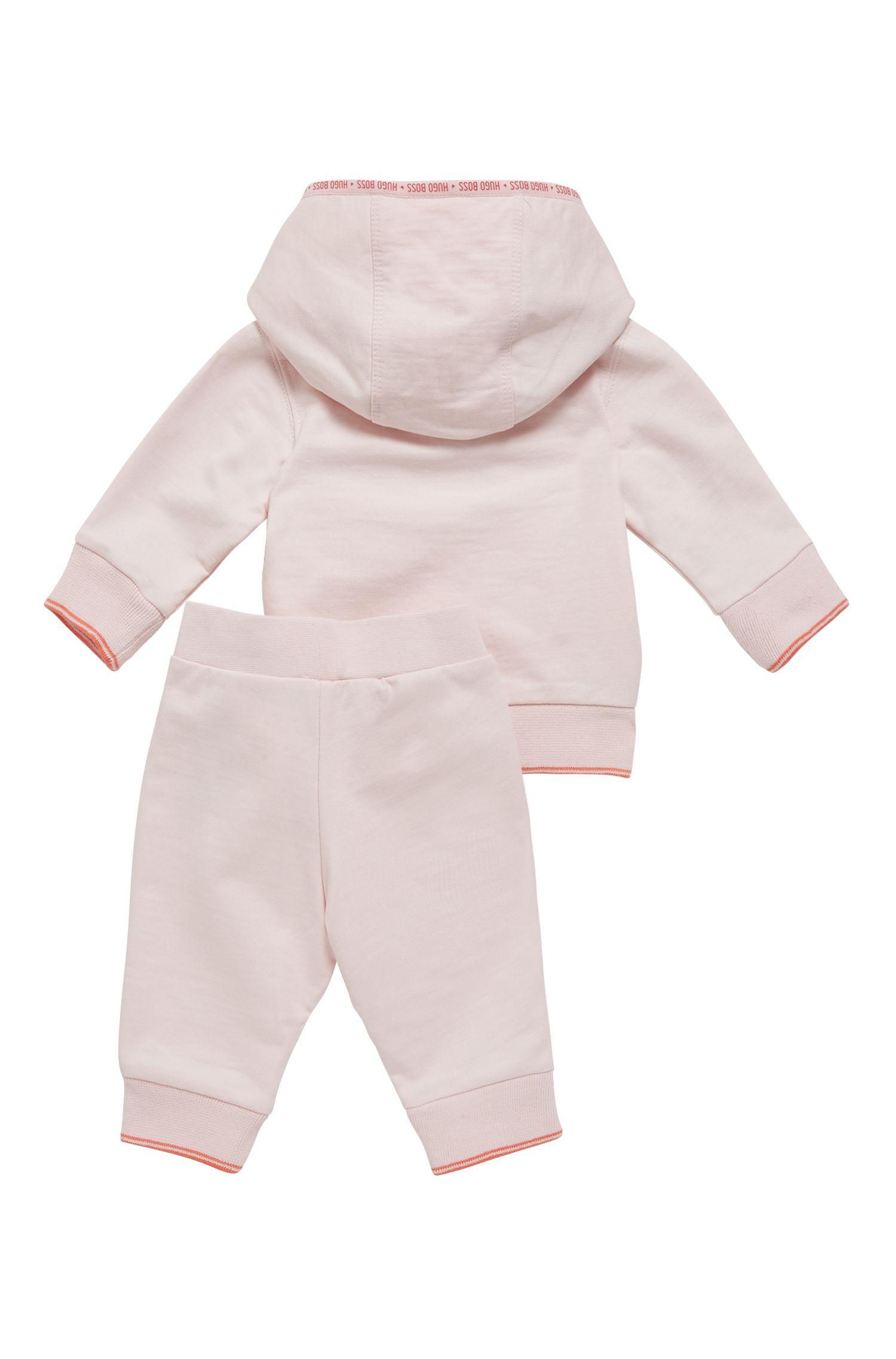 Hugo Boss - Baby-Jogginganzug aus Baumwolle - 2