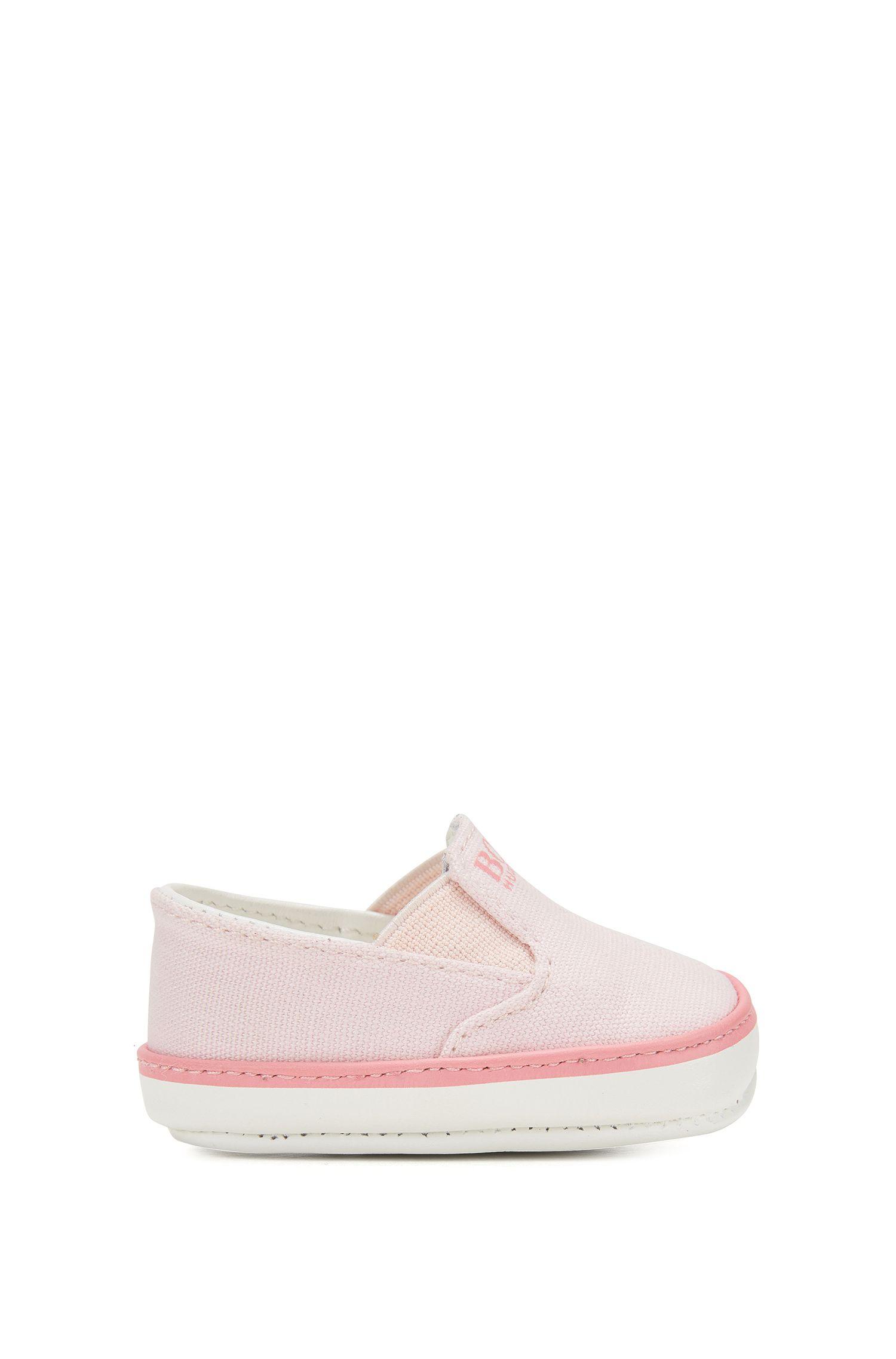 Chaussures pour bébé à semelle en cuir: «J99050»