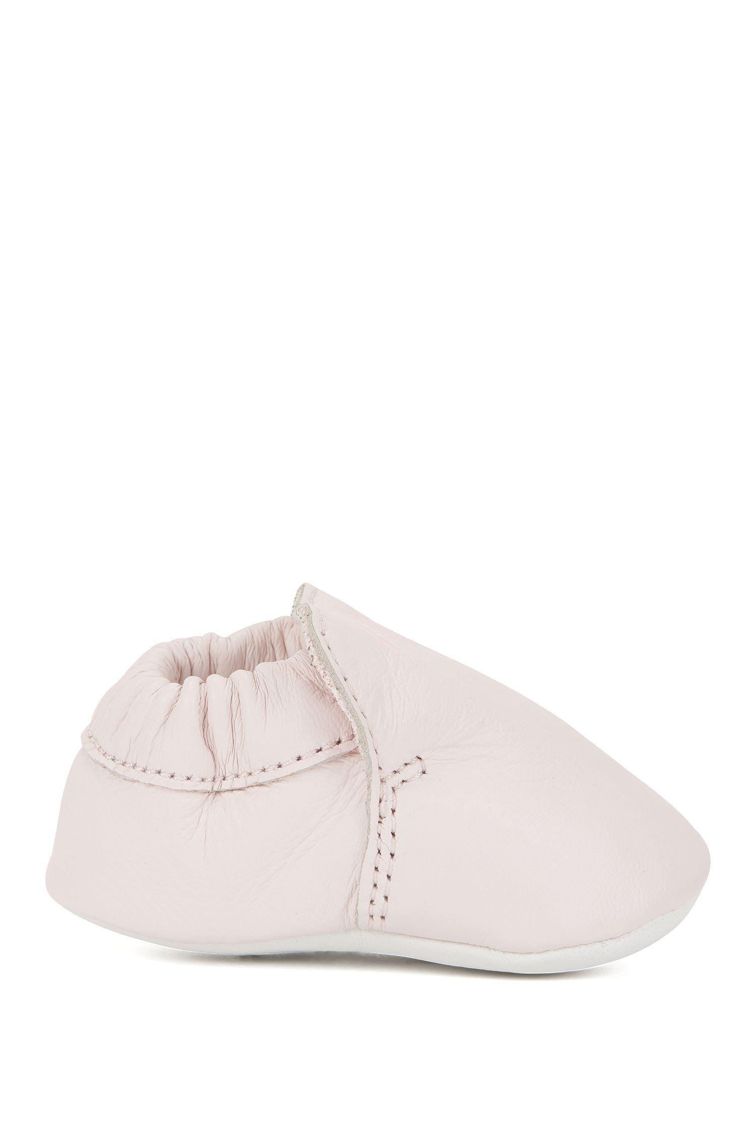 Baby-Schuhe aus weichem Leder
