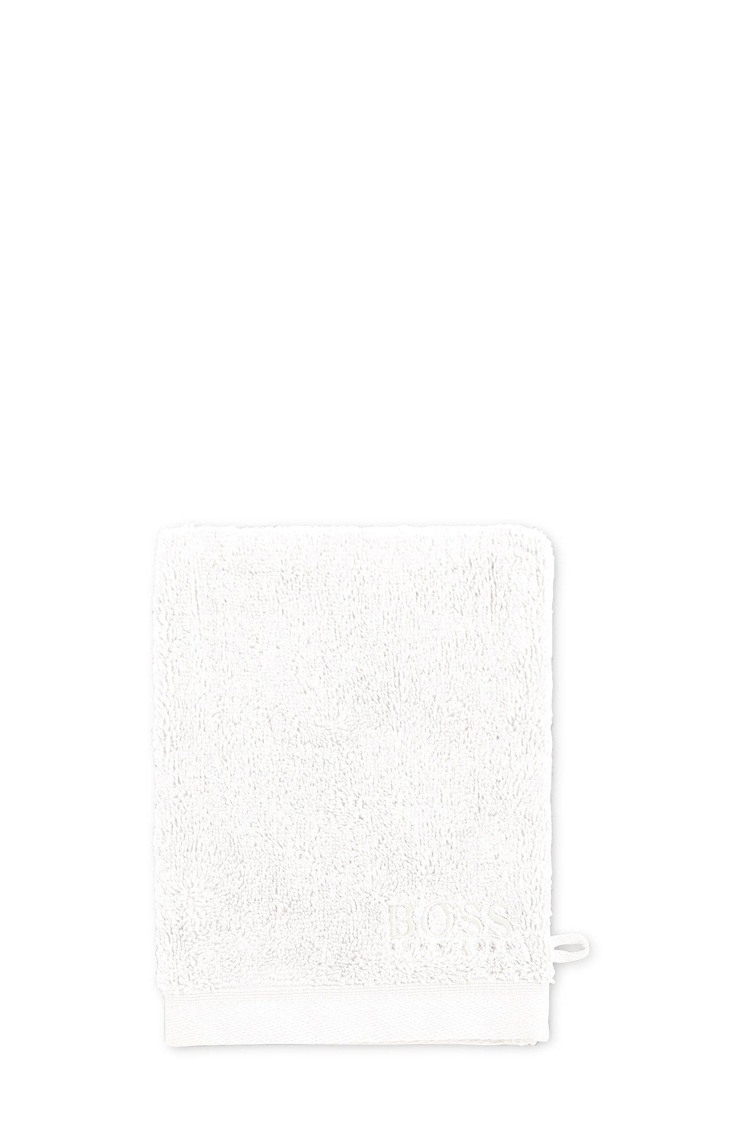 Gant de toilette «LOFT Gant» en coton éponge