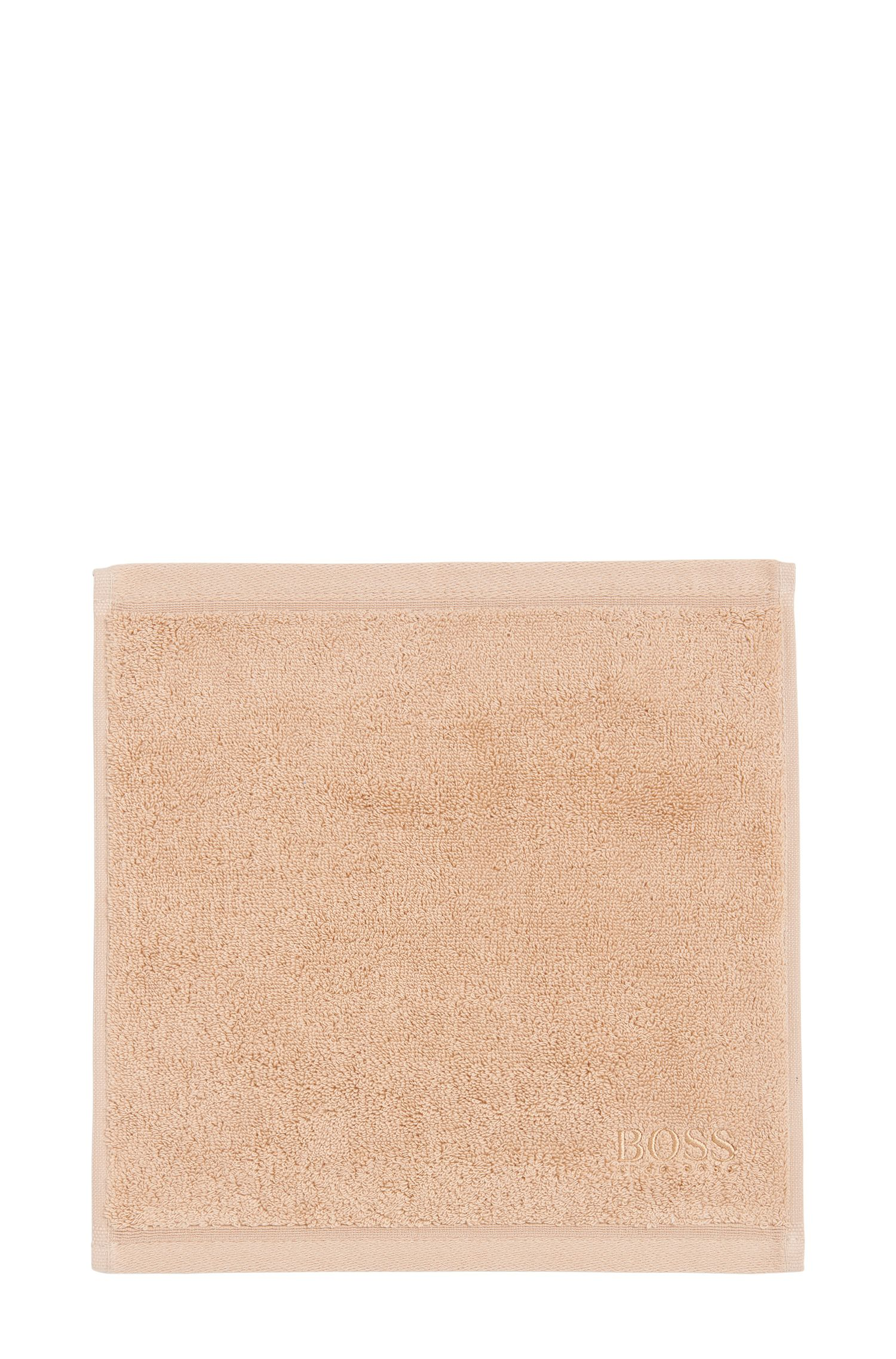 Face cloth in combed Aegean cotton