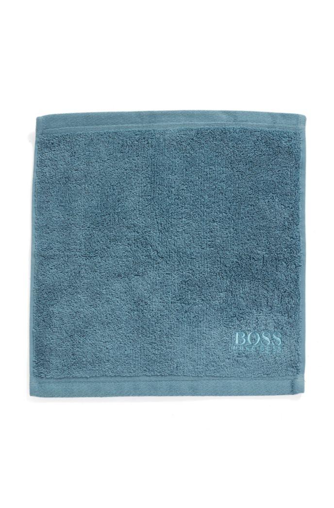Asciugamano da viso in cotone egeo pettinato