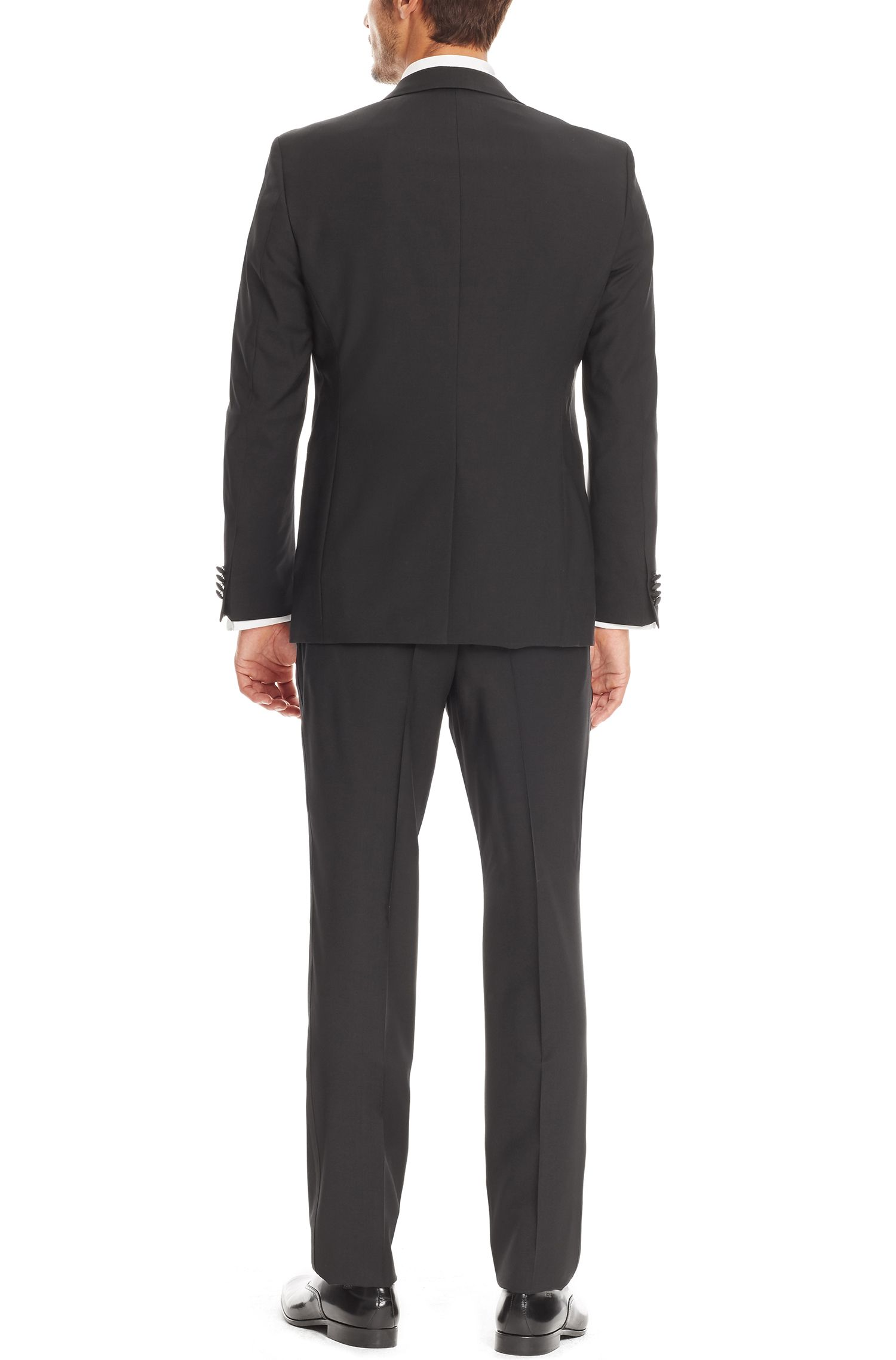Virgin Wool Tuxedo, Regular Fit | Stars/Glamour