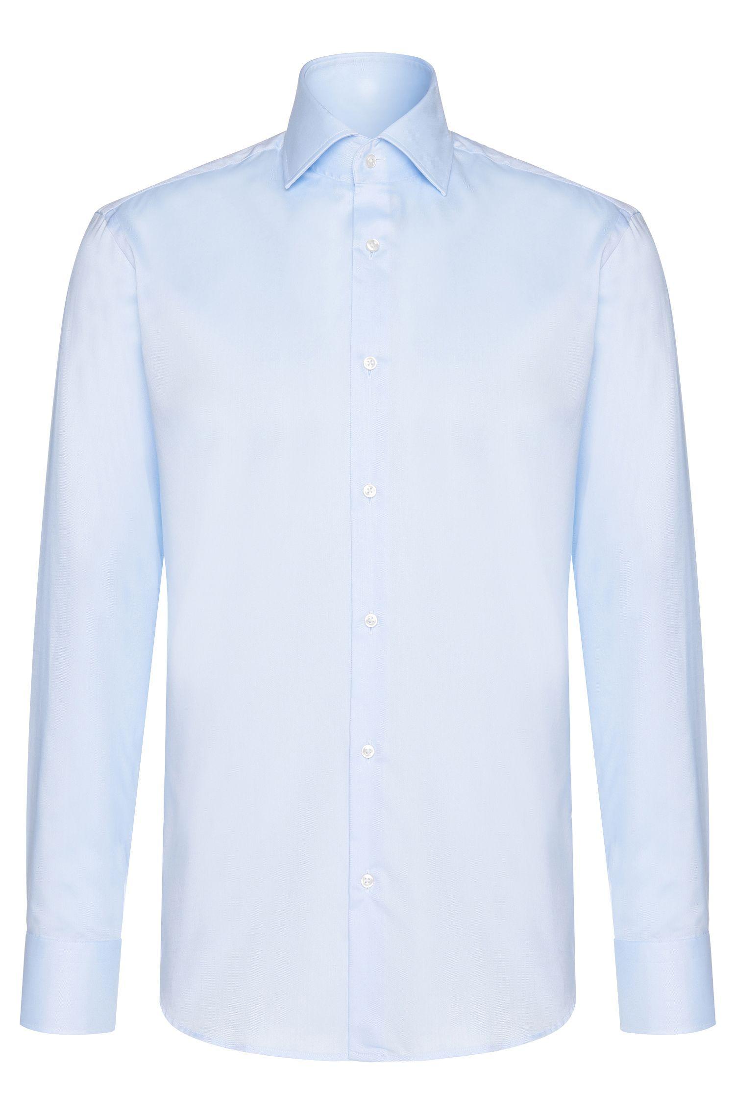 Cotton Dress Shirt, Regular Fit | Gerald