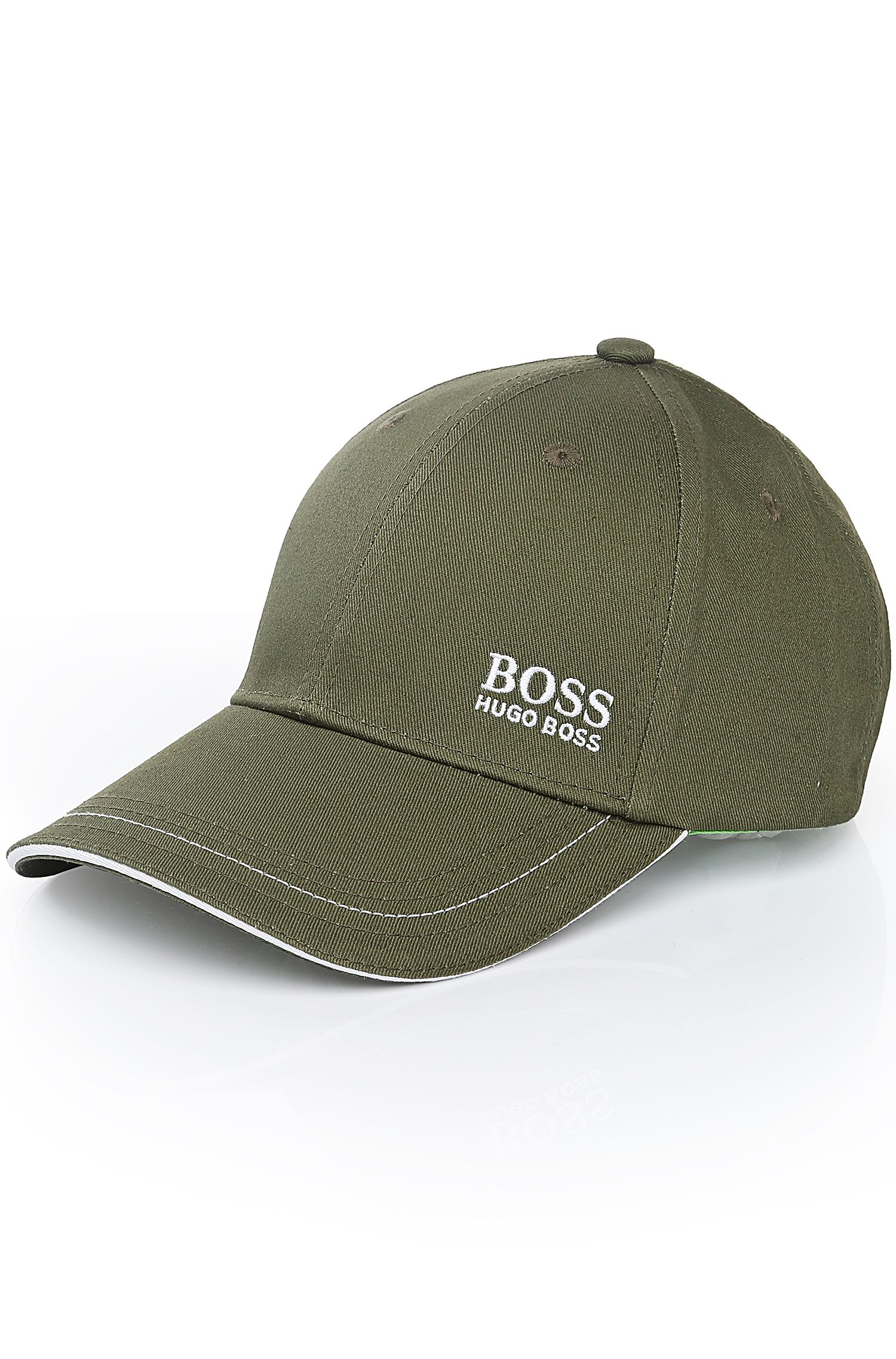 Cotton Twill Hat | Cap