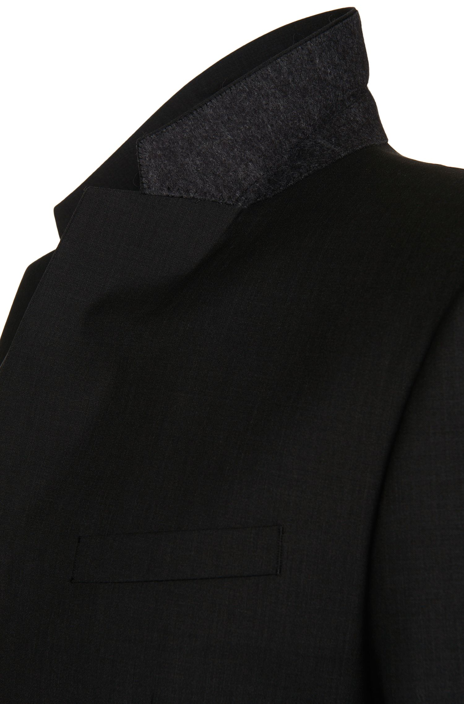 Virgin Wool Sport Coat, Slim Fit | Aerin S