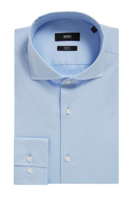 f8984a964 Mens Casual Shirts - Long and Short Sleeve Casual Shirts | Hugo Boss