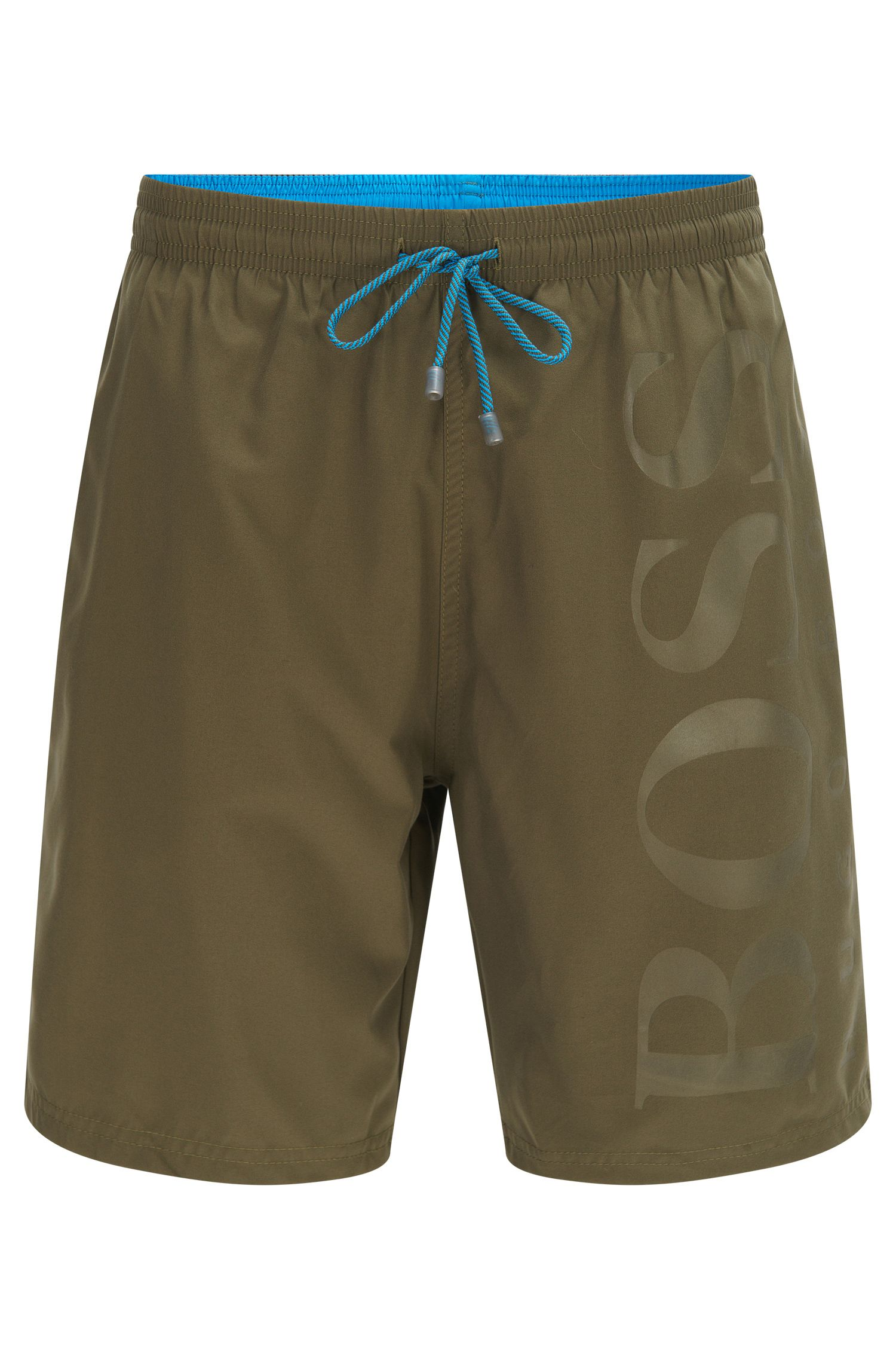 'Orca' | BOSS Logo Swim Trunks