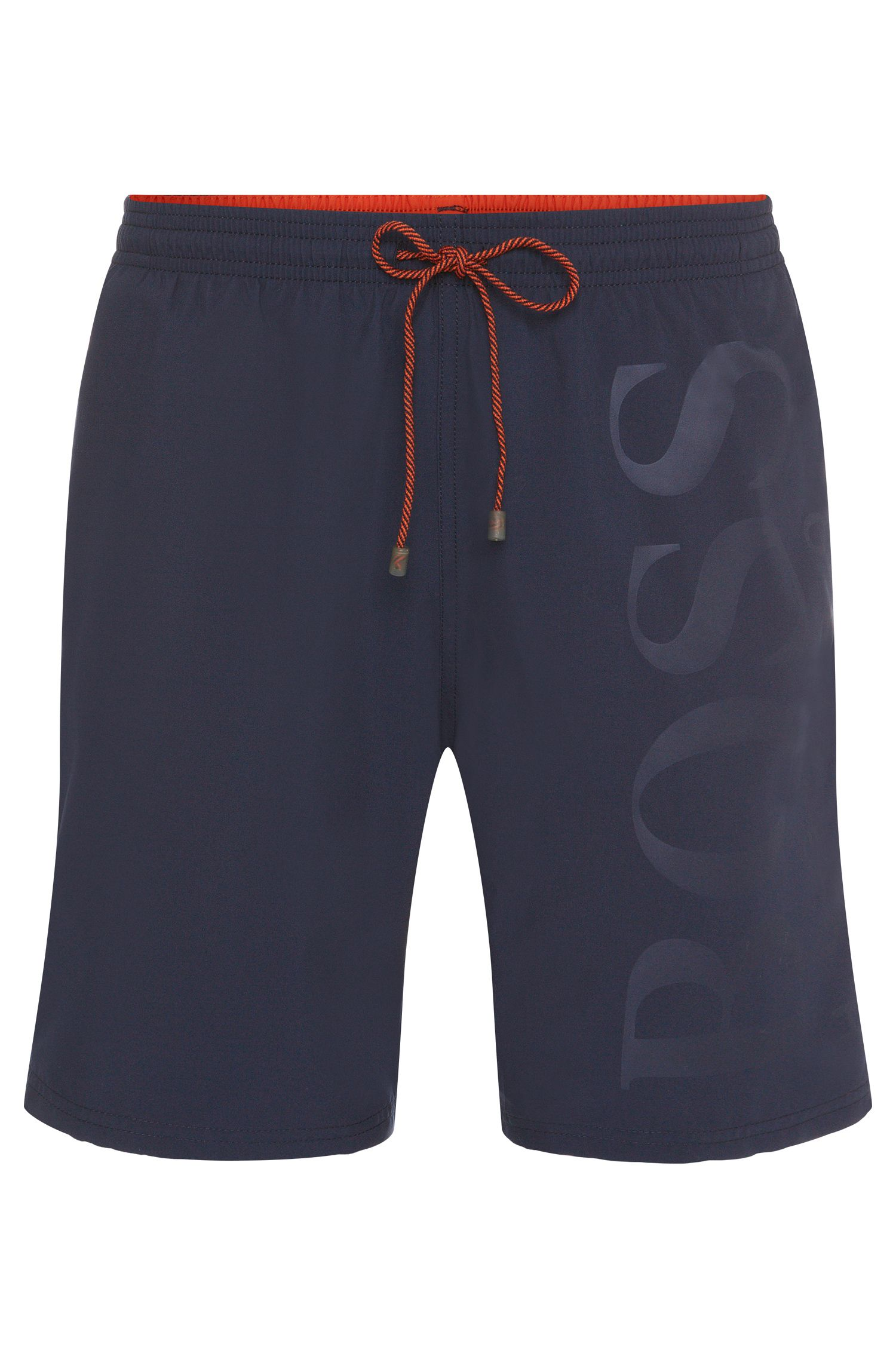 'Orca' | BOSS Logo Swim Trunks