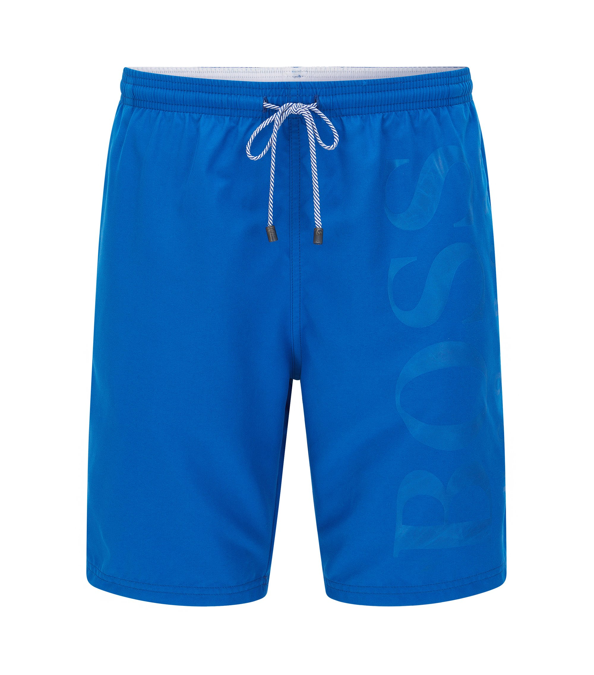 Logo Swim Trunk | Orca, Blue