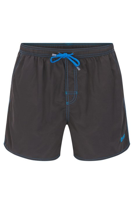 134be978f28e4 Quick Dry Swim Trunk | Lobster, Charcoal