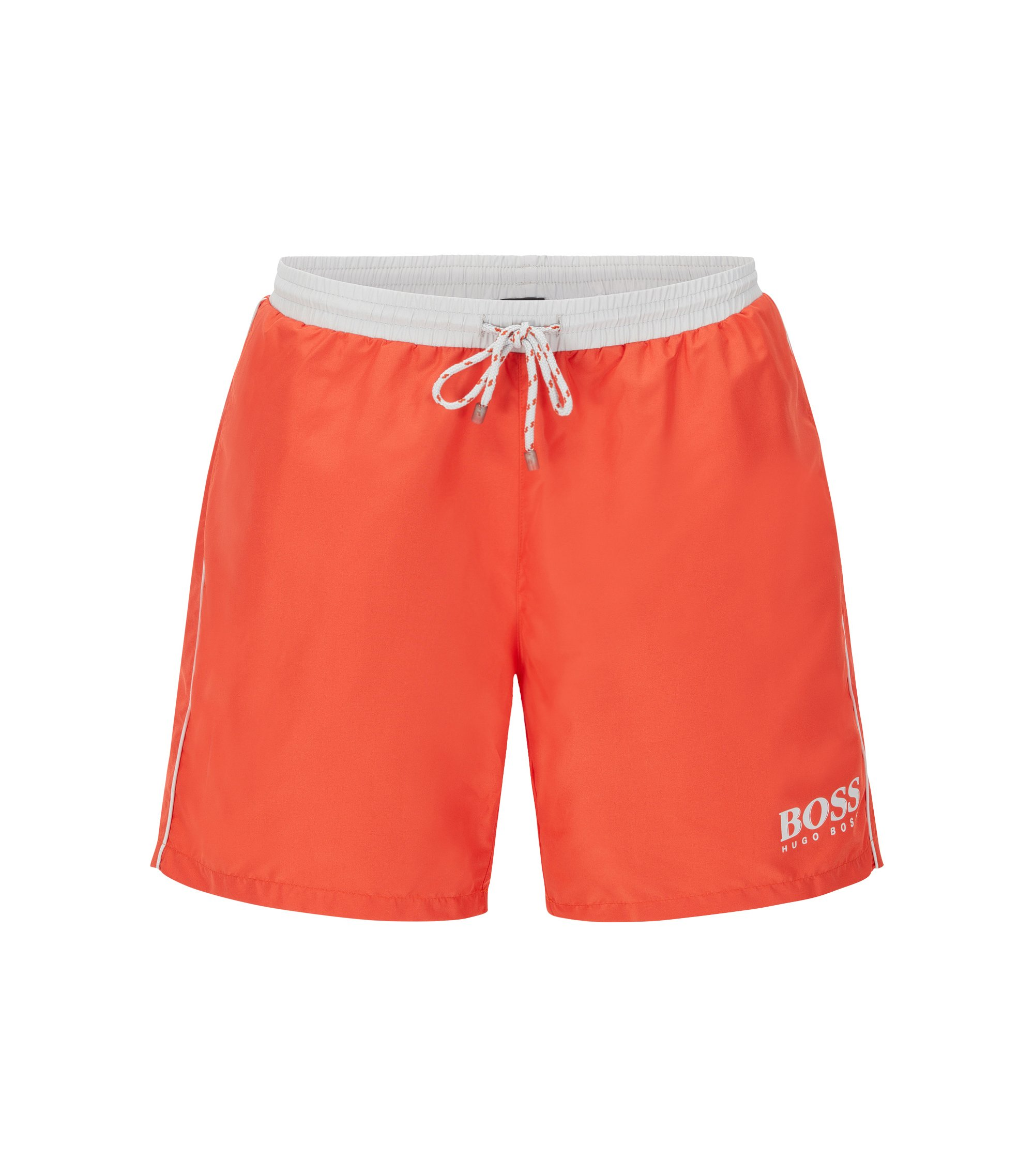 Quick Dry Swim Trunk | Starfish, Orange