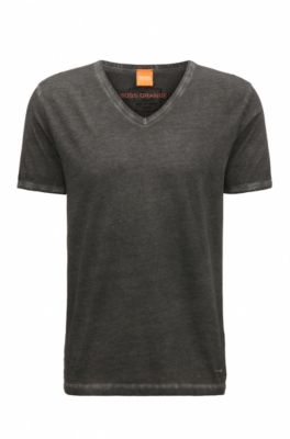 Fitted Men 39 S T Shirts Hugo Boss