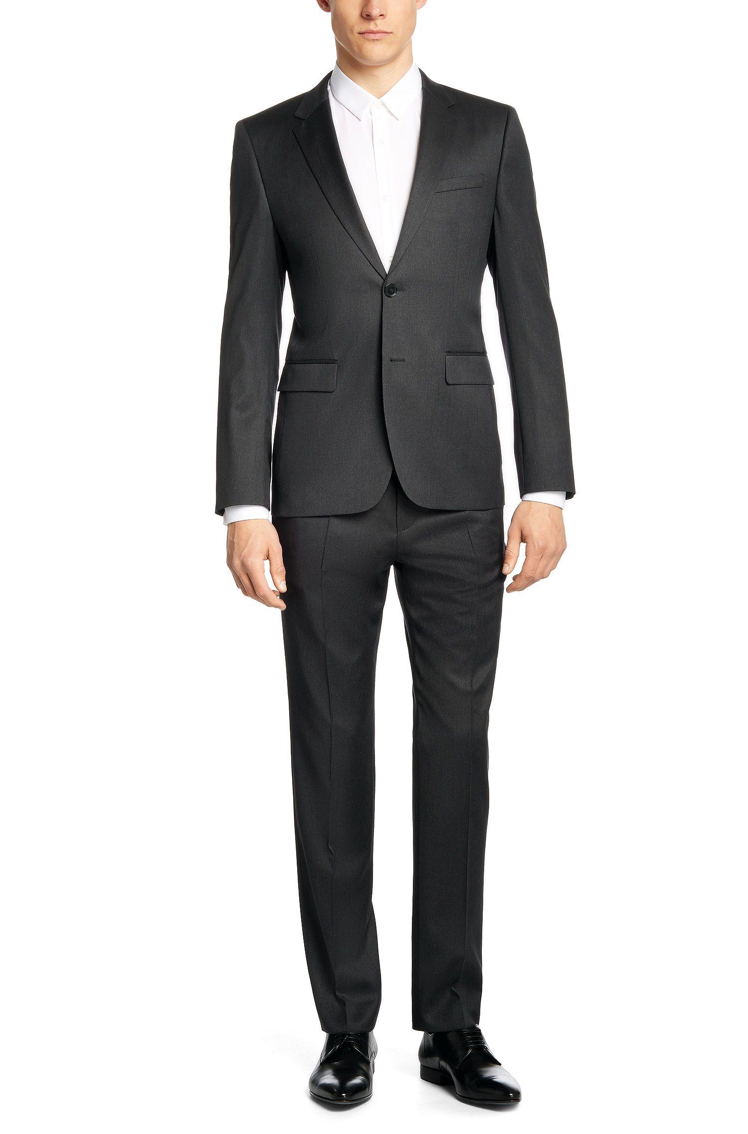 'Aeron/Hamen'   Slim Fit, Virgin Wool Suit