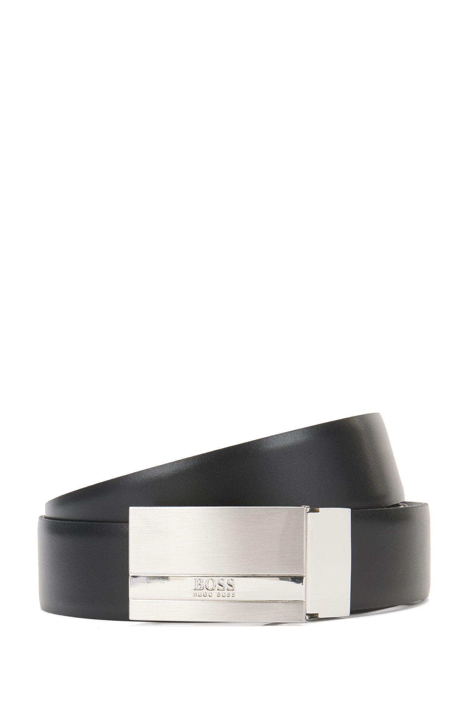 'Olintos-CN'   Reversible Leather Belt