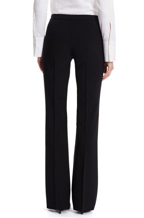 Best Authentic Iro Mid-Rise Virgin Wool Pants Manchester Online Store Sale Online Discount AS3kk31aDw