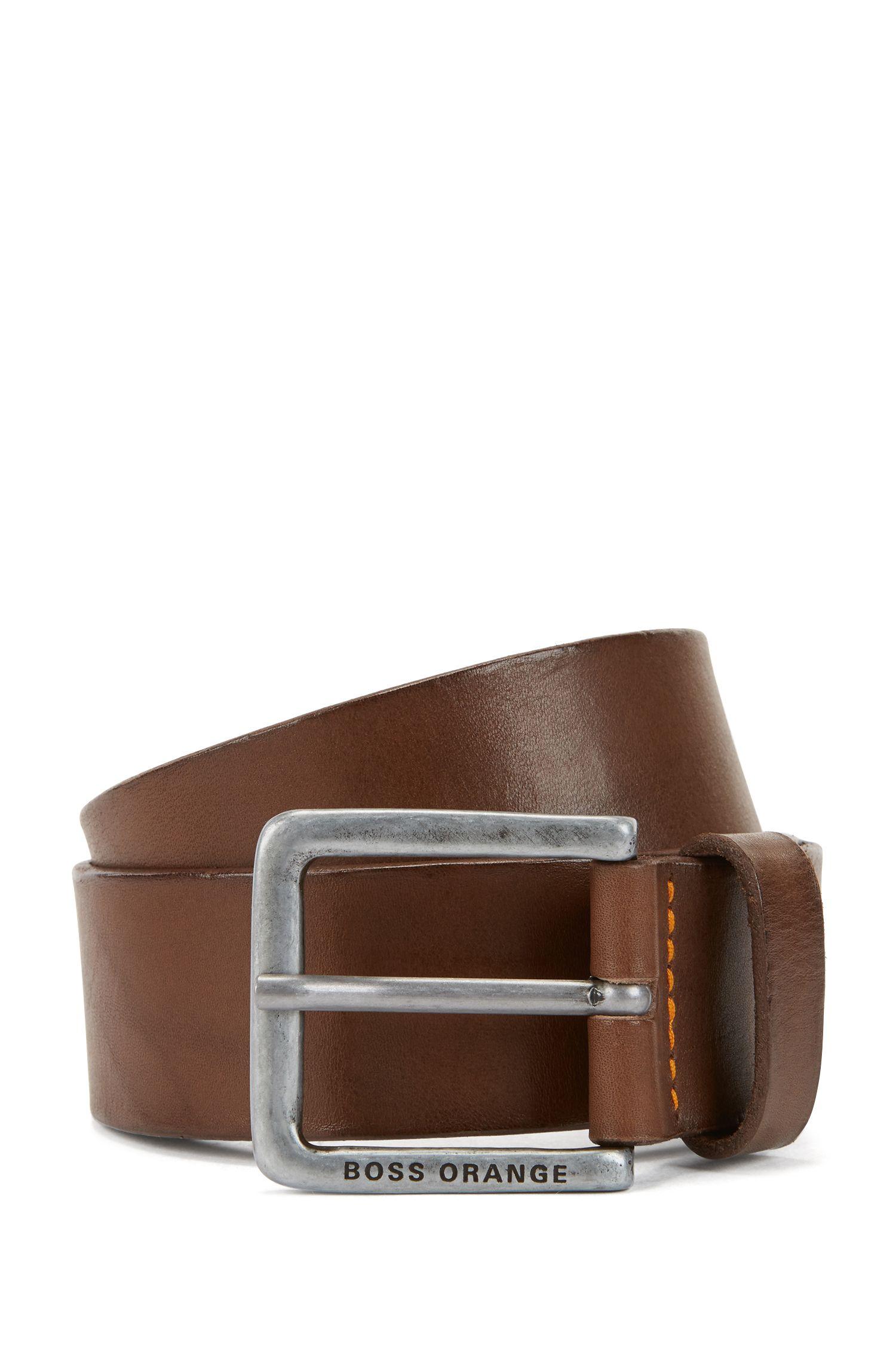 'Jeek' | Leather Belt
