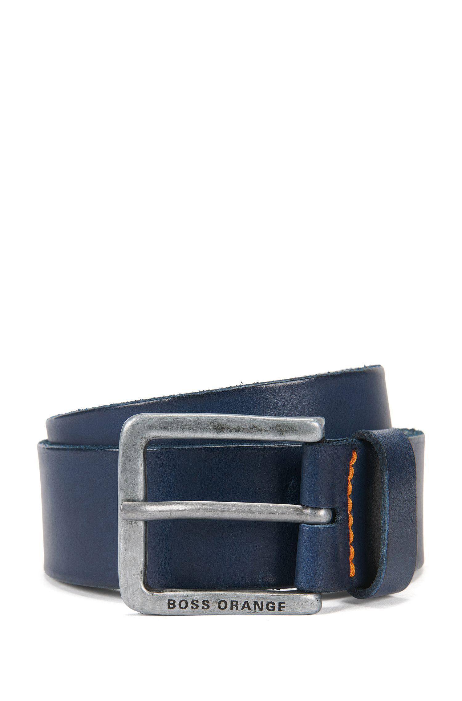 Leather Belt   Jeek