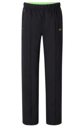 'Hainey US' | Cotton Blend Sweatpants, Black