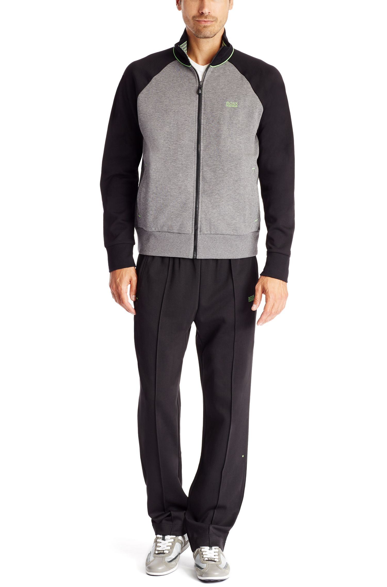 French Terry Sweatpant | Hainey US, Black