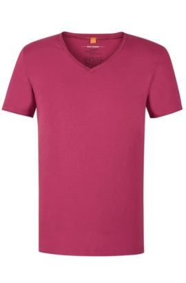 'Tooley' | Cotton T-Shirt, Pink