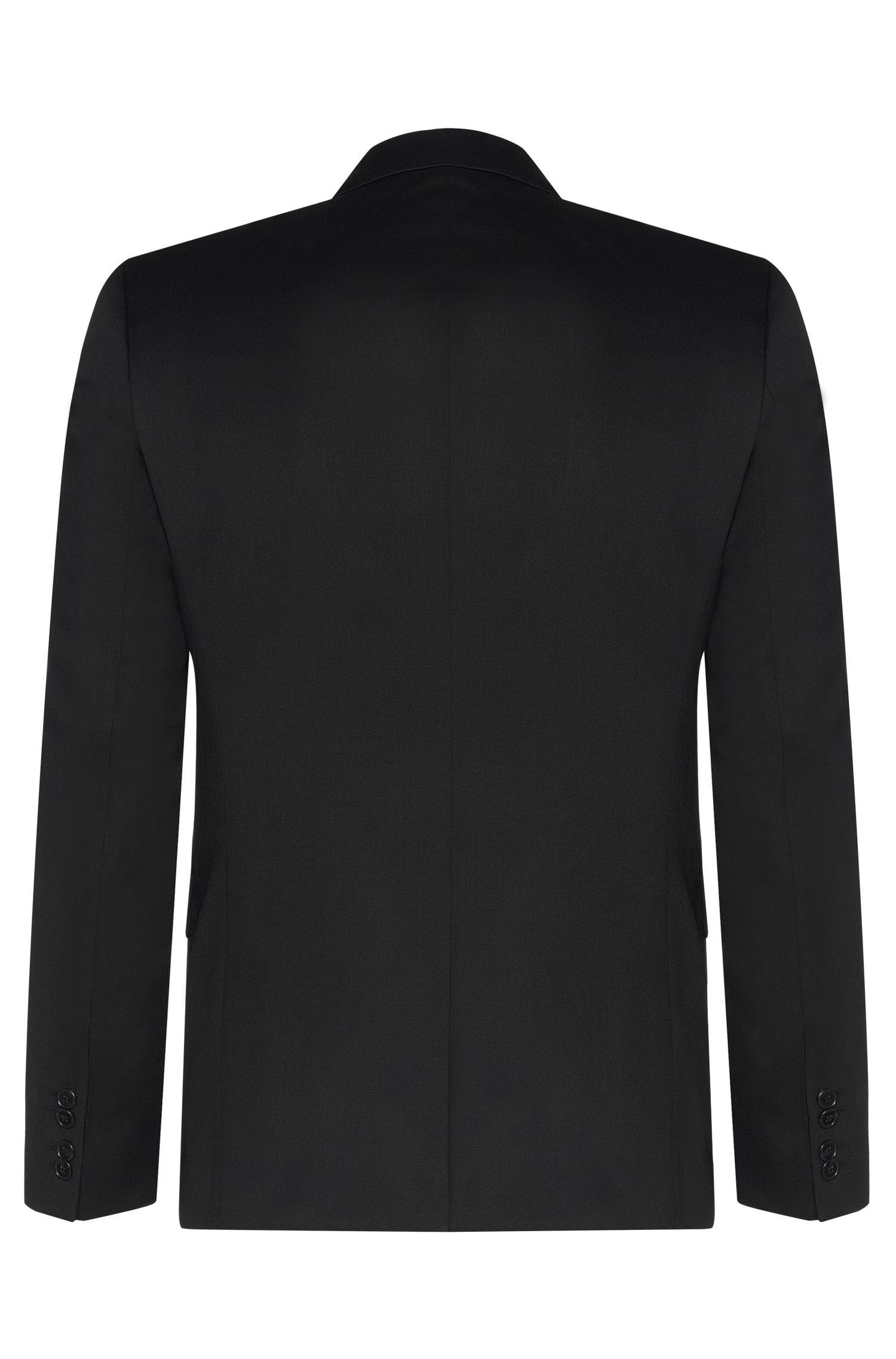 Virgin Wool Suit, Slim Fit | Aeron/Hamen