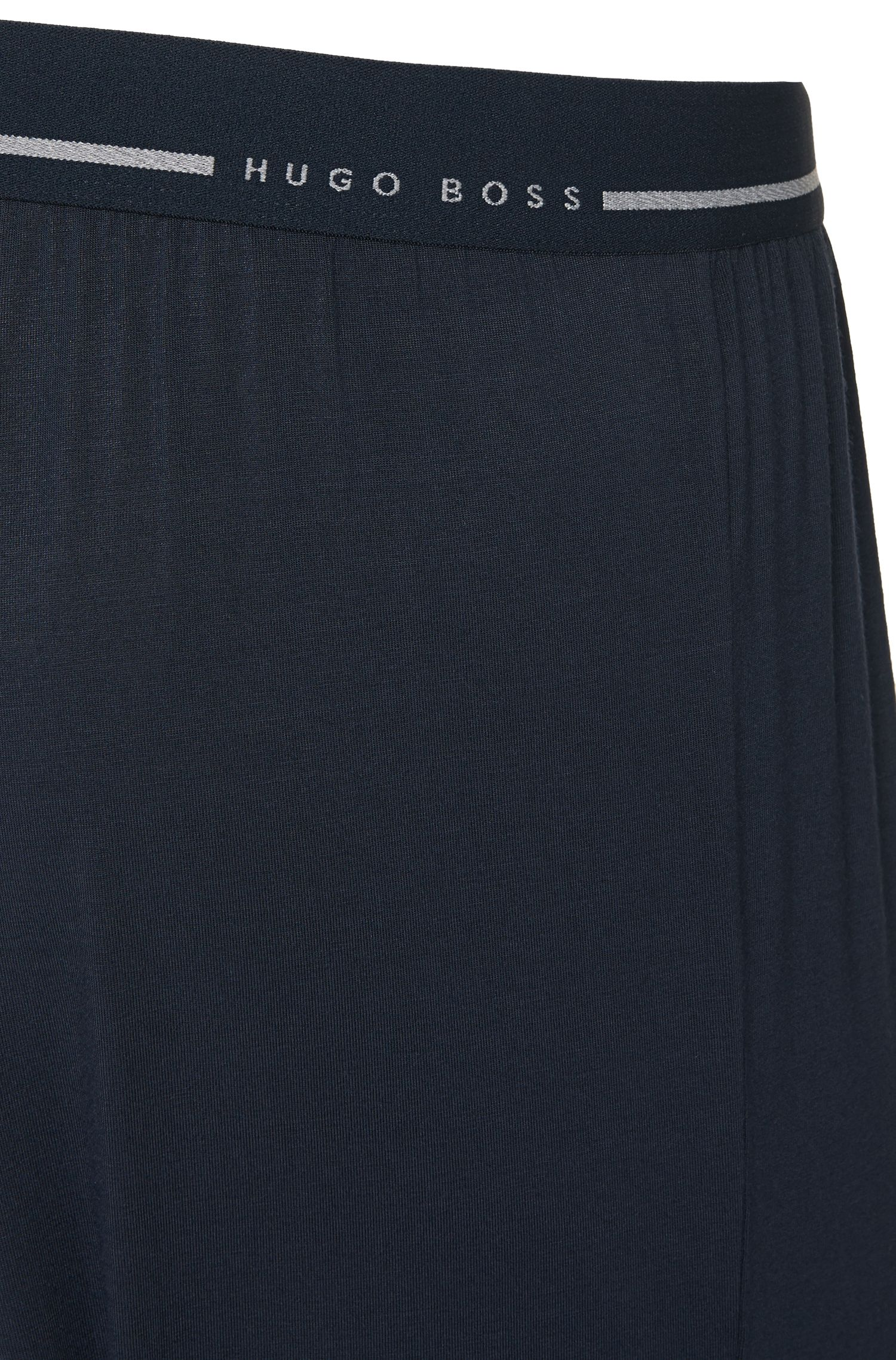 Stretch Modal Lounge Pant | Long Pant EW, Dark Blue